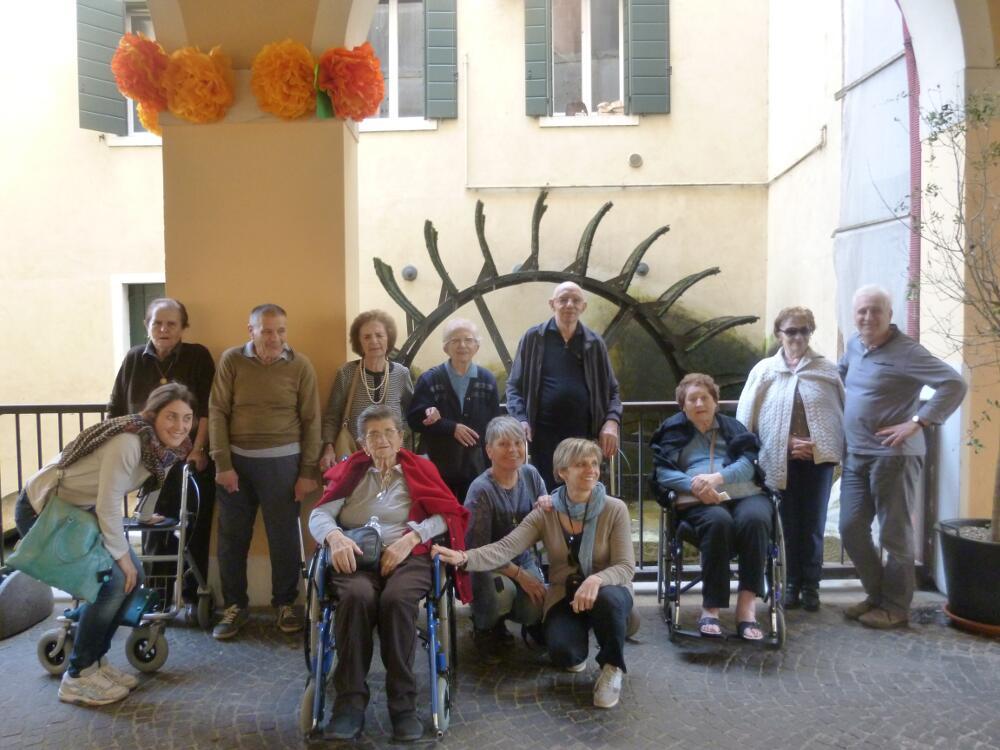 Treviso zona pescheria
