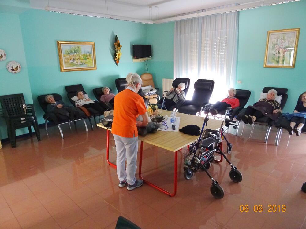 Ambienti interni - Casa Don Orione - Trebaseleghe
