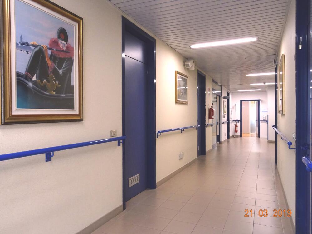 Corridoio degli  Uffici