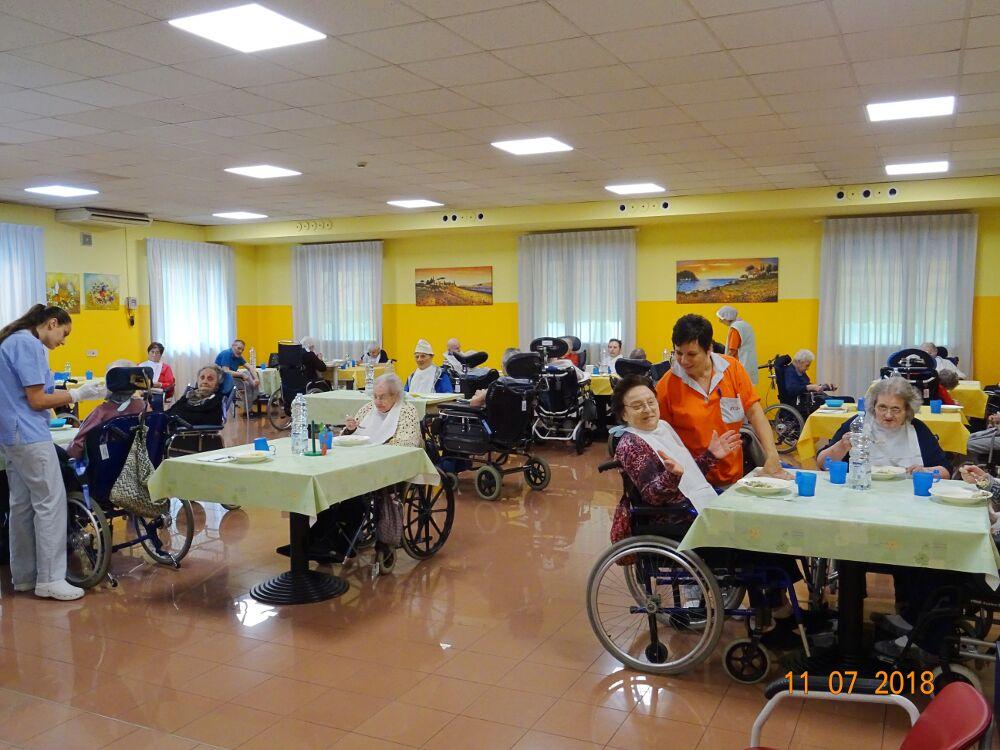 Sala pranzo Don Bosco