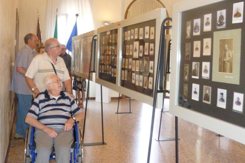 Mostra fotografica I Guerra Mondiale - Biblioteca comunale di Massanzago