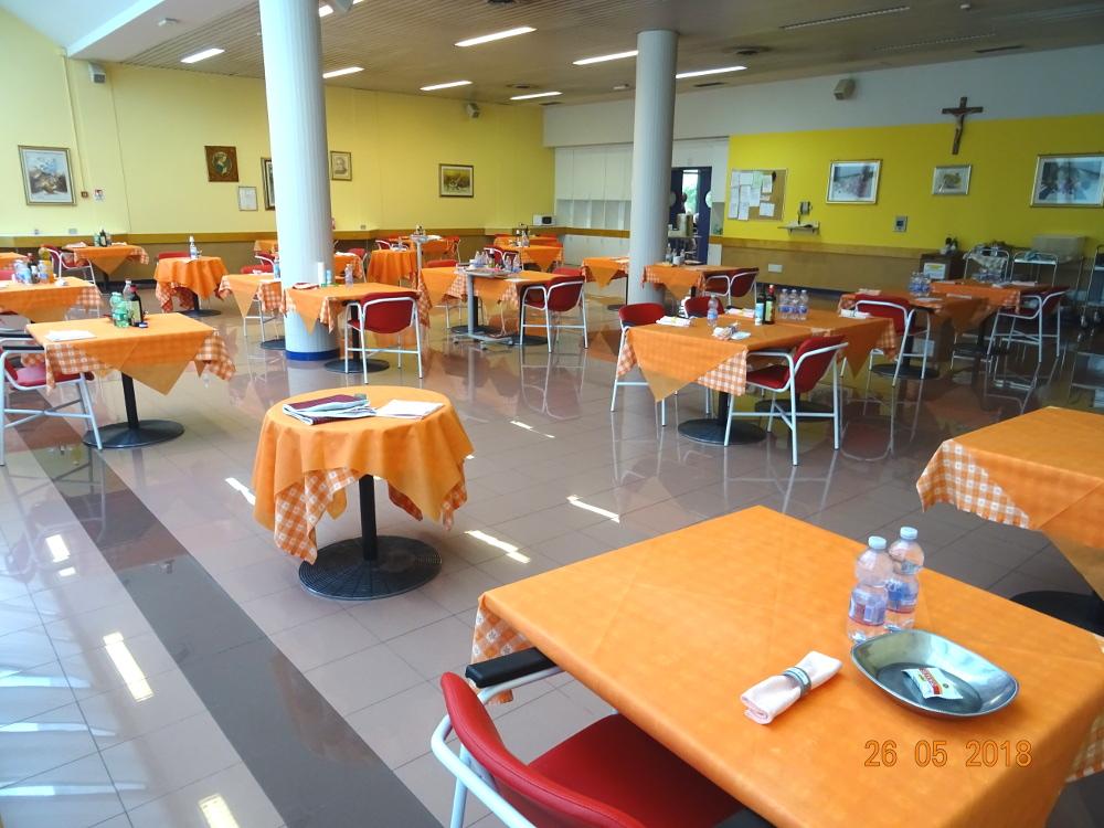 Sala pranzo Don Orione