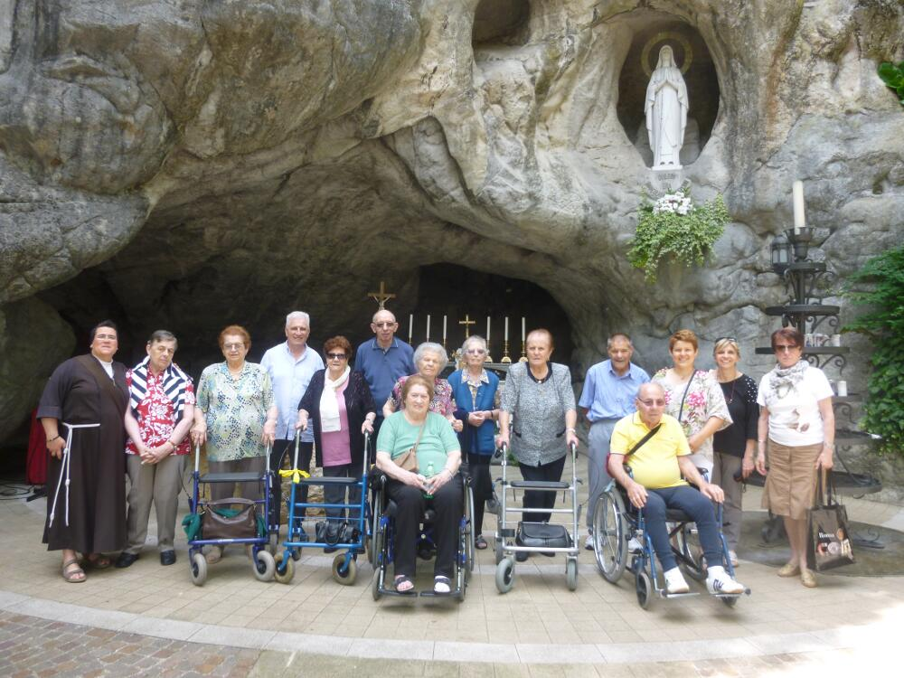 Grotta di Lourdes a Chiampo