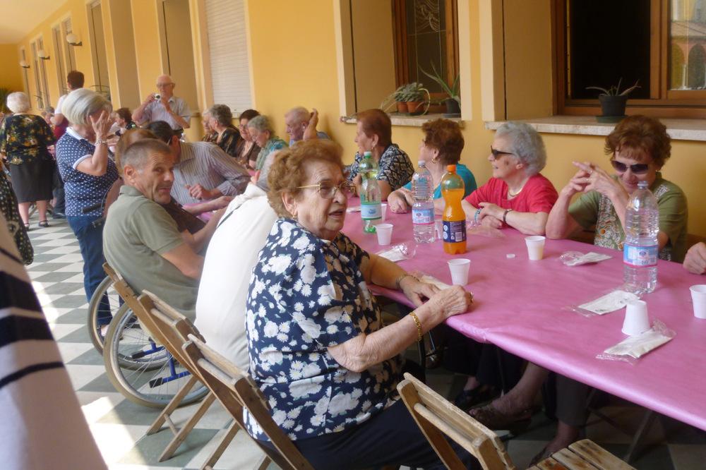 Giornata dell\'anziano - Santuari Antoniani Camposampiero