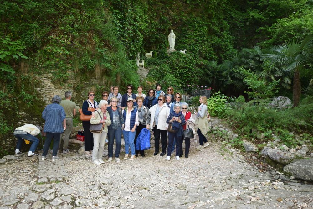 Grotta di Lourdes - Santuario di Covolo